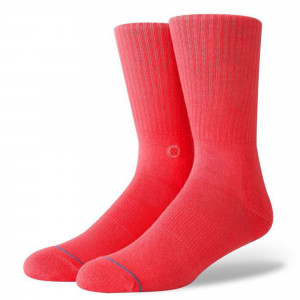 Stance Icon Socks ( M311D14ICO-RED )