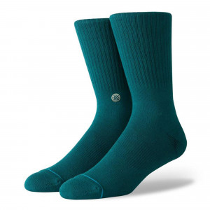 Stance Icon Socks ( M311D14ICO-GRN )