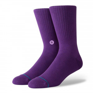 Stance Icon Socks ( M311D14ICO-PUR )