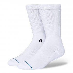 Stance Icon Socks ( M311D14ICO-WHB )