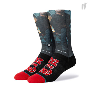 Stance Boyz In The Hood Socks ( M545A19BIH-BLK )