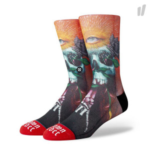 Stance Shawn Barber Socks ( M545A19SHA-RED )
