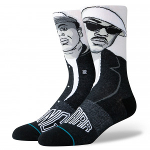 Stance Premier And Guru Socks ( M545B19PAG-WHT )