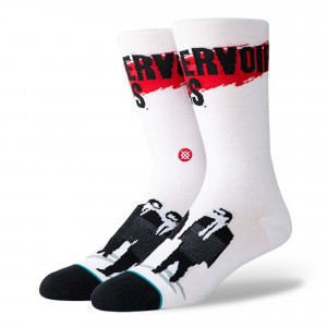 Stance Foundation Reservoir Dogs Socks ( M545C19RES-WHT )