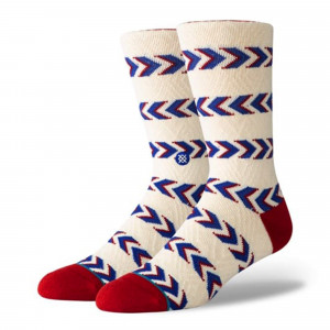 Stance Friendship Stripe Socks ( M558D19FRI-MUL )