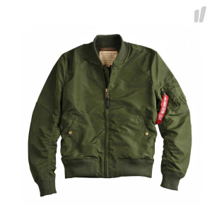 Alpha Industries MA-1 TT ( 191103 257 )