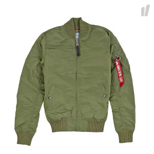 Alpha Industries Wmns MA-1 TT ( 141041 01 )