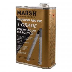 Marsh T-Grade Marking Pen Ink 946 ml
