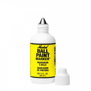 Markal Ball Paint Marker Steelball