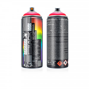 Montana Black NC 400 ml Ltd. Artist Edition #17 - Felipe Pantone
