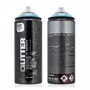 Montana Glitter Effect Coat 400 ml