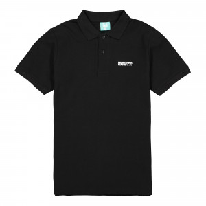 Montana Polo Shirt ( Black )