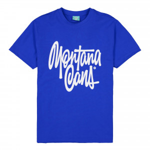 Montana T-Shirt Tag By Shapiro ( 512926 / Blue )