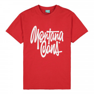 Montana T-Shirt Tag By Shapiro ( 512872 / Red )