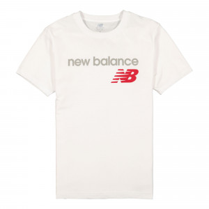 New Balance Athletics Heritage Tee ( MT01987WT / 782380-60-3 )