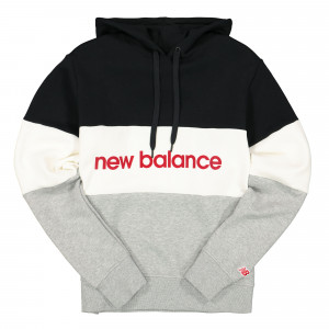 New Balance Athletics Stadium Hoodie ( MT93545BKW / 742240-60-83 / Black )
