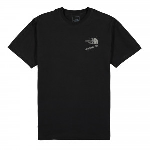 The North Face SS Extreme Tee ( NF0A4AA1JK3 / Black )