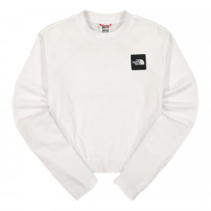 The North Face Black Box Longsleeve Top ( NF0A557SFN41 / White )