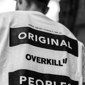 Overkill x OPM Core Tee ( OPM TS015 )