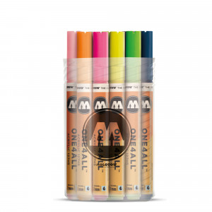 Molotow ONE4ALL 127HS Main-Kit II 20er Box