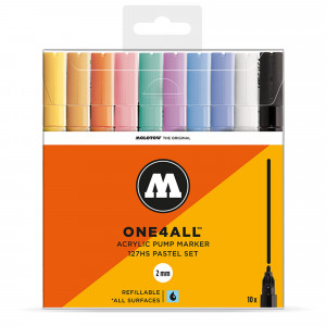 Molotow ONE4ALL 127HS Pastel-Set