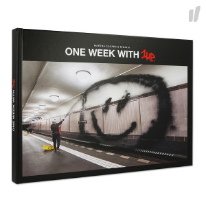 One Week With 1UP Book ( ISBN: 978-3-9819026-1-7 )