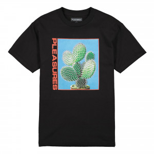 Pleasures Spike T-Shirt ( P19F101046 / Black )
