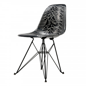 Joy Division x Pleasures Modernica Shell Chair ( P19JD0013 / Black )