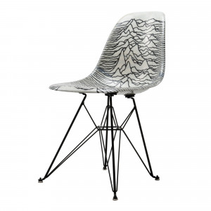 Joy Division x Pleasures Modernica Shell Chair ( P19JD0013 / White )