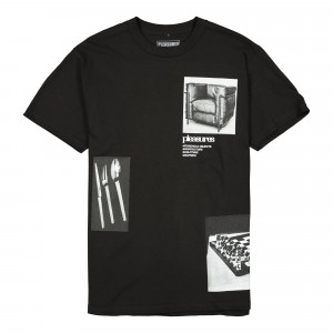 Pleasures Deco T-Shirt ( P19W002 / Black )