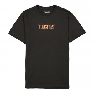 Pleasures Satisfaction Guaranteed T-Shirt ( P19W016 / Black )