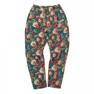 Pleasures Studio Floral Beach Pant ( P20F005 / Blue )