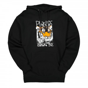 Pleasures Europe 92 Hoody ( P20SP011 / Black )
