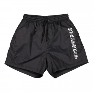 Pleasures Cult Shorts ( P20SPCUT004 / Black )