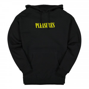 Pleasures Drugs Help Hoody ( P20SU059 / Black )