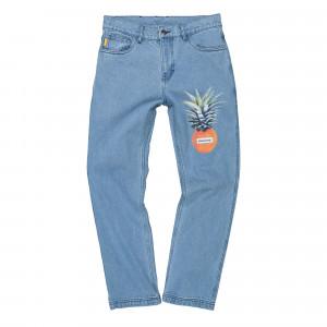 Pleasures Juice Denim Pant ( P21SP032-Blue )