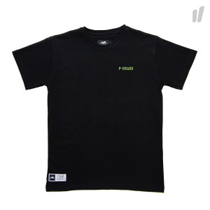 Pacemaker Graduated by Accident Tee ( Black / Green )