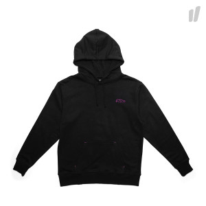Pacemaker Rabbit Logo PCMKR Hoodie ( Black / Purple )
