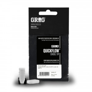 Grog Replacement Quickflow Chisel Tip 08 mm
