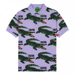 Chinatown Market x Lacoste Polo Shirt ( PH0116-00-J7Z )