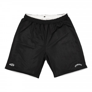 Pacemaker Pasics Reversible Logo Shorts ( PM020 / Black )