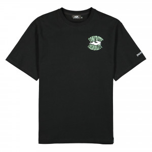 Pacemaker Concrete Credibility Blow Up Tee ( PM029 / Black )