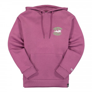 Pacemaker Concrete Credibility Blow Up Hoodie ( PM031 / Burgundy )
