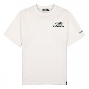 Pacemaker Good Times Tee ( PM040 / White )