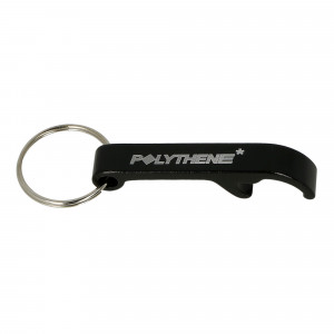 Polythene Optics Bottle Opener Key Ring ( PO-BO-01-BLK-SC8 )