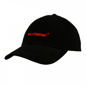 Polythene Optics Logo Cap ( PO-CA-02-BLK-SC52 )