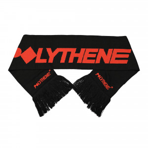 Polythene Optics Logo Scarf ( PO-SC-01-BLK-SC52 )