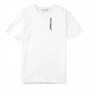 Polythene Optics Metal Rod Short Sleeve T-Shirt ( PO-SS-02-WHT-SC50 )