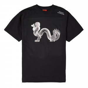 Pressure Chinatown T-Shirt ( Black )