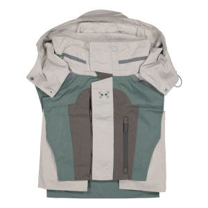 C2H4 Color Blocked Tactical 3M Vest ( R000-042 / Frosted Green )